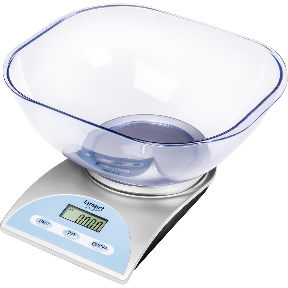 Kuchyňská váha Lamart LT7033 KUCH.VÁHA S MISKOU BOWL