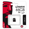 Paměťová karta Kingston MicroSDXC 64GB UHS-I U1 (45R/10W)