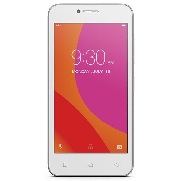Mobilní telefon Lenovo B Single SIM (PA4R0048CZ) bílý +distribuce CZ