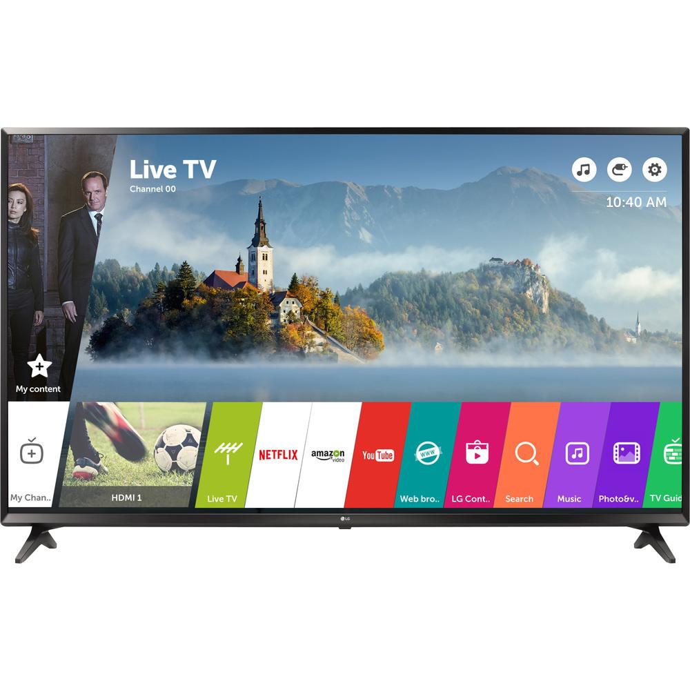 43UJ6307 LED ULTRA HD LCD TV LG +Distribuce CZ