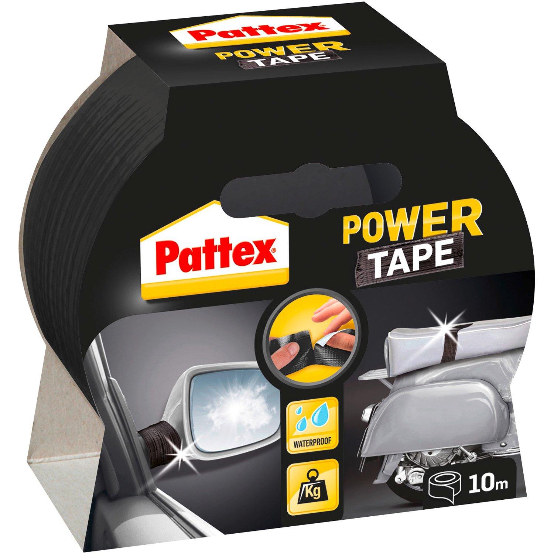 páska Pattex Power TAPE 10m černá
