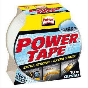 páska Pattex Power TAPE 10m clear