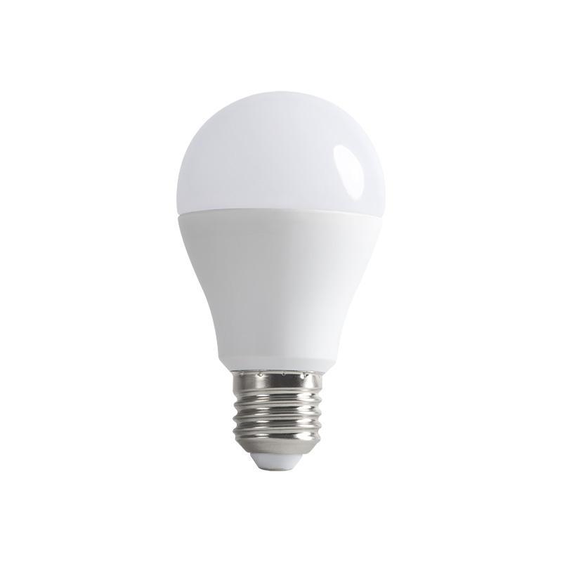 LED žárovka INQ, E27 9W A60, teplá bílá IN401586