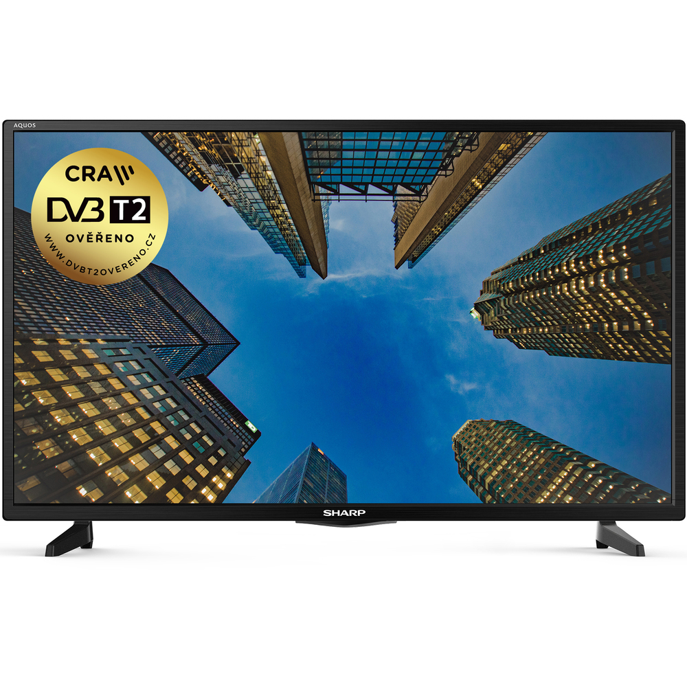 LC 32HG5342 SMART DVB-S2/T2 H265 SHARP