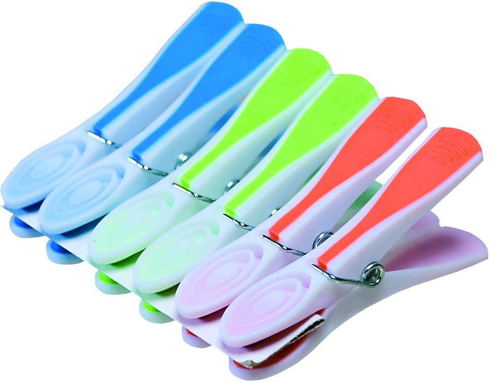Kolíčky na prádlo 12 ks plast Exclusive