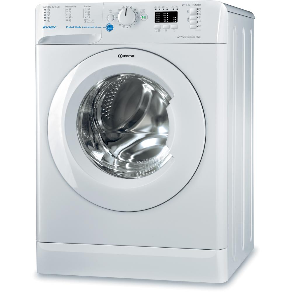 Pračka Indesit BWSA 61253 W EU + ZDARMA poukázka TESCO v hodnotě 500 Kč + Distribuce CZ