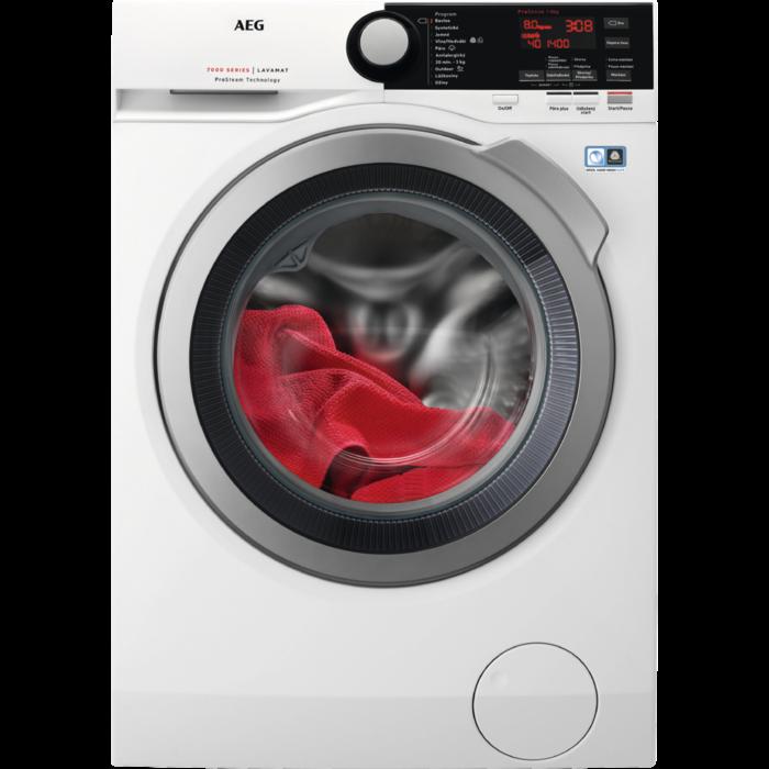 Pračka AEG ProSteam® L7FBE48SC +Záruka 5 let + doživotní záruka na Ökoinvertor motor