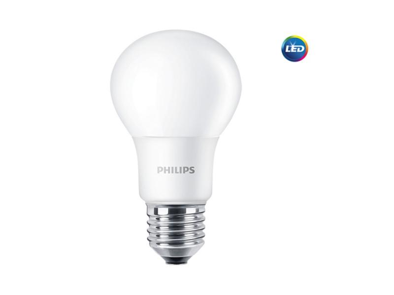 LED žárovka Philips E27 8W 2700K 230V A60 P577554