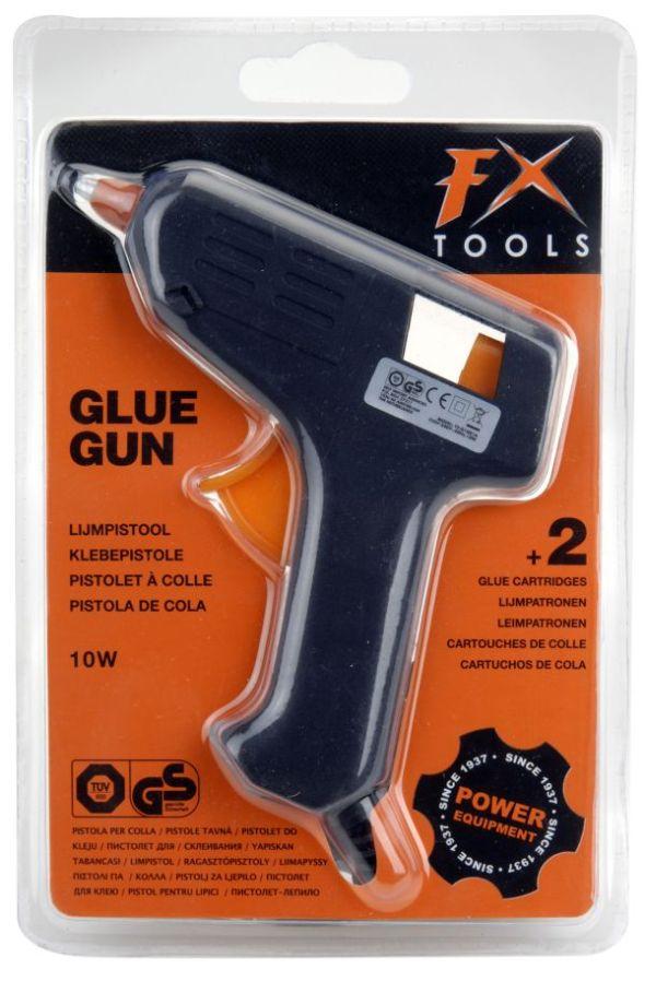 Pistole lepící tavná 10 W+2 náplně ZDARMA