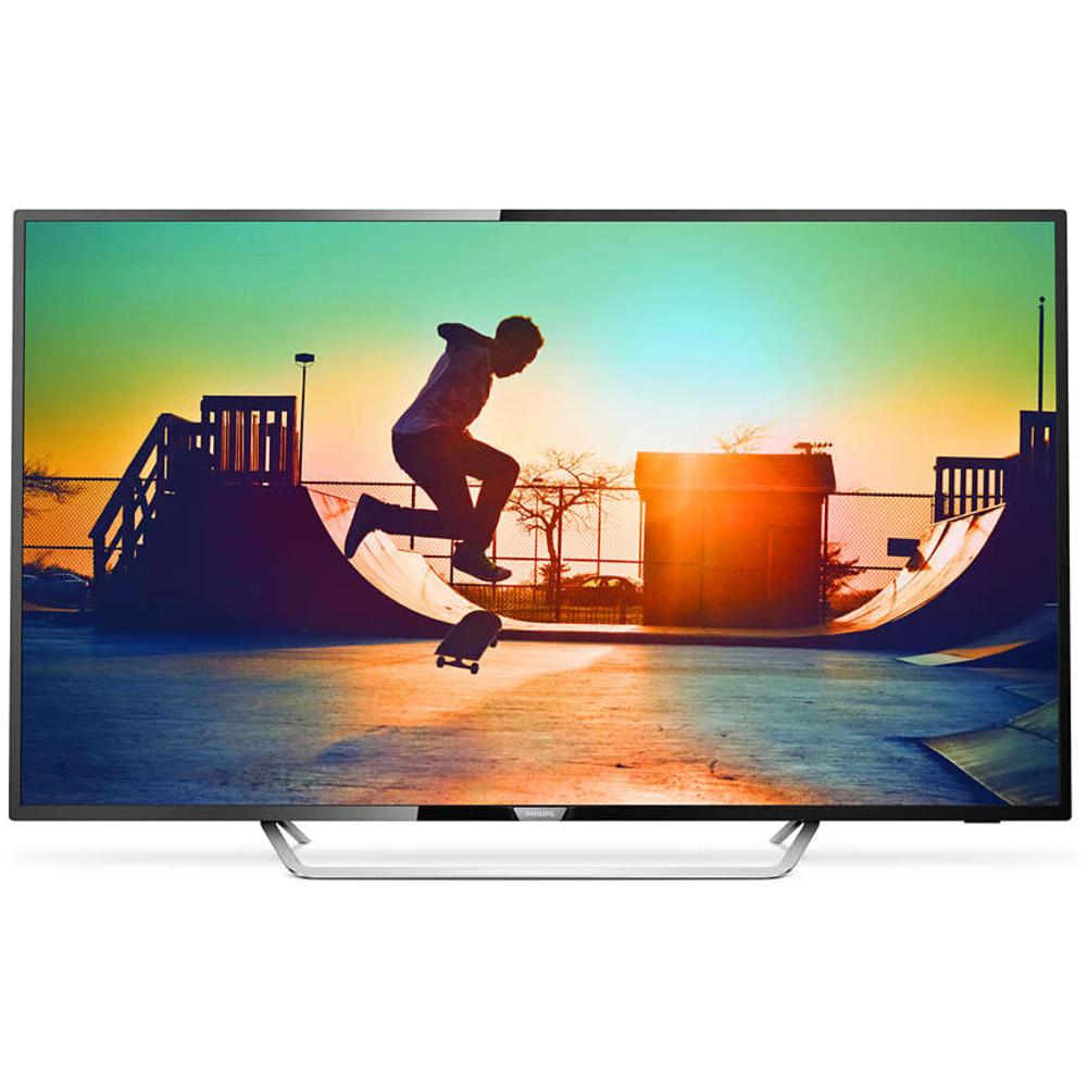Tenký LED televizor 4K UHD Philips 65PUS6162/12 +Distribuce CZ