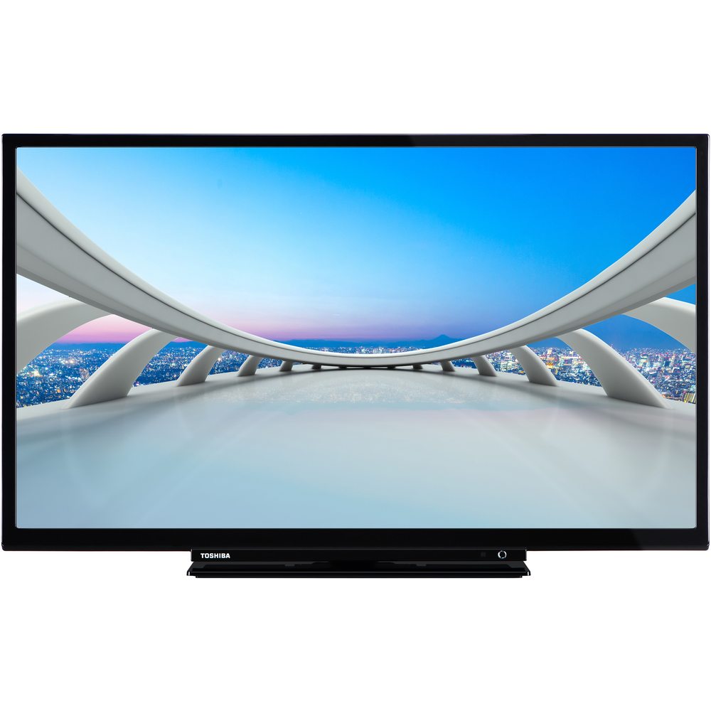 TOSHIBA 24WM763DG MOBILE HD TV T2/C/S2