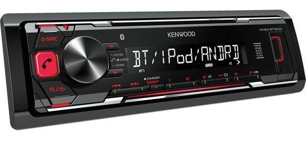 Kenwood Electronics KMM-BT203
