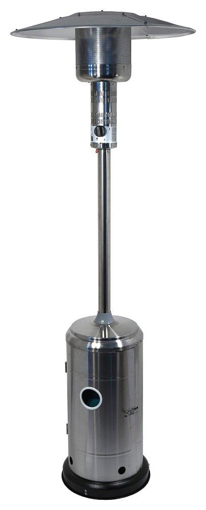 Plynový zářič SILVER 12,5kW s regulátorem