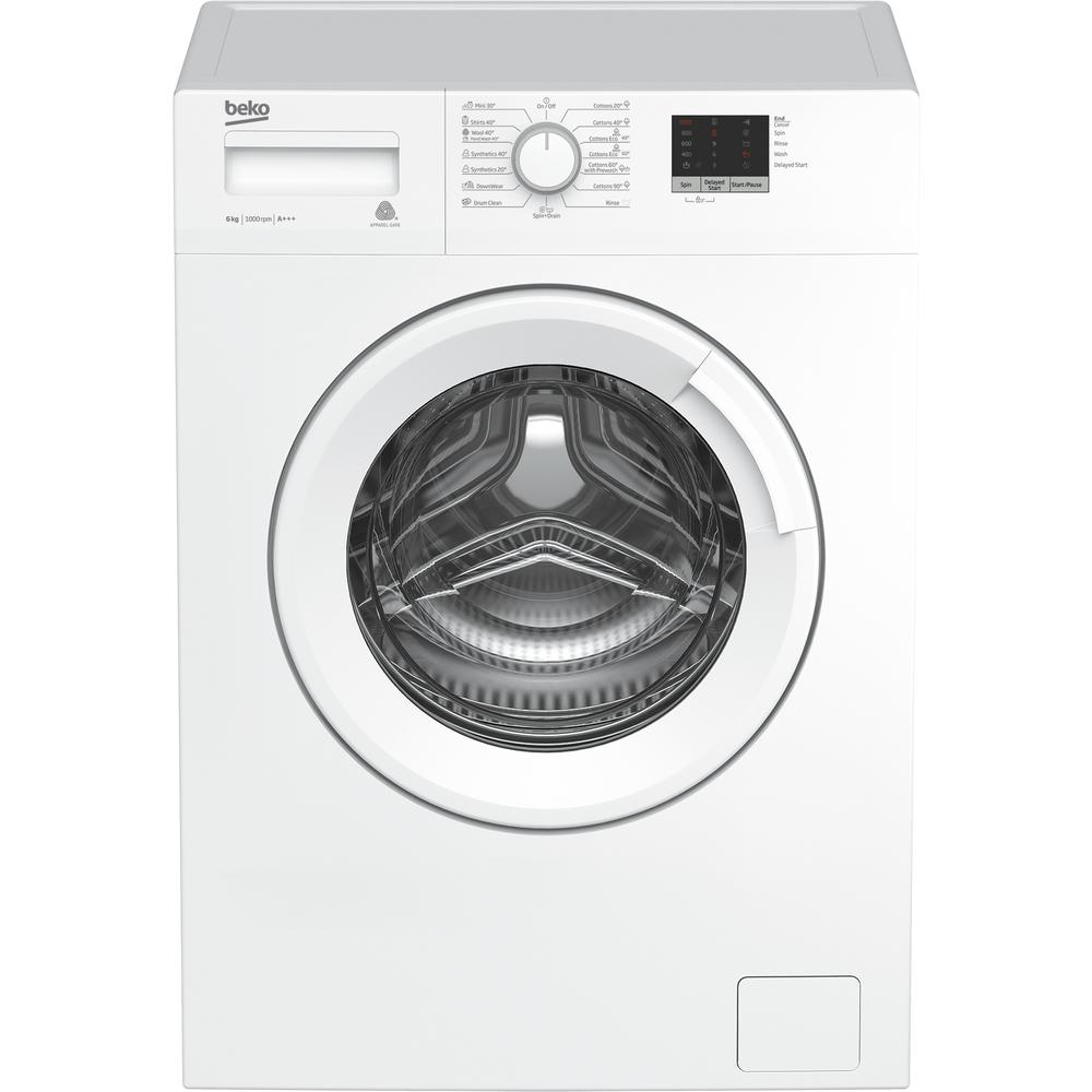 Pračka s předním plněním Beko WRE 6511CS BWW + ZDARMA poukázka TESCO v ceně 200 Kč+Distribuce CZ
