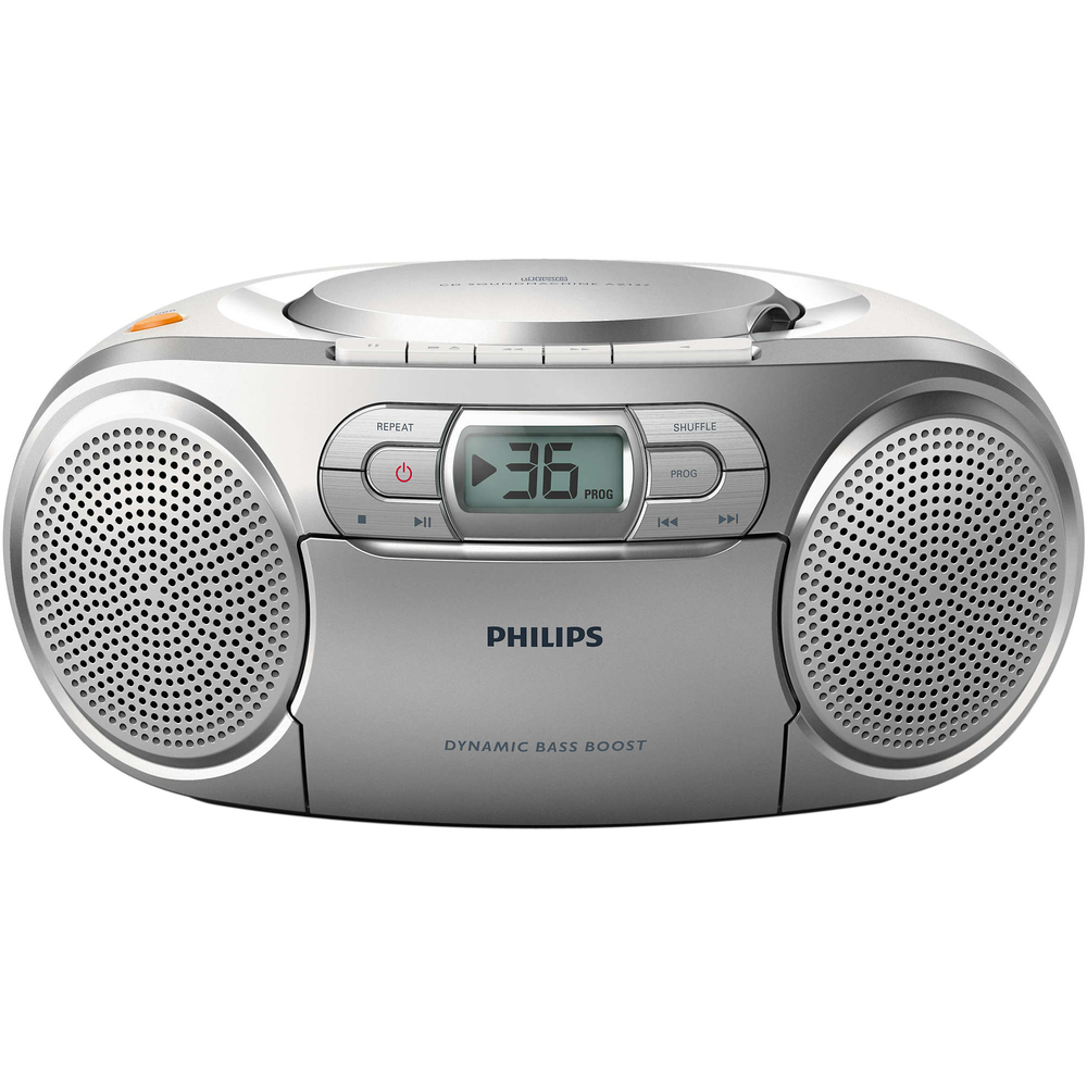 AZ127/12 radiomagnetofon s CD PHILIPS
