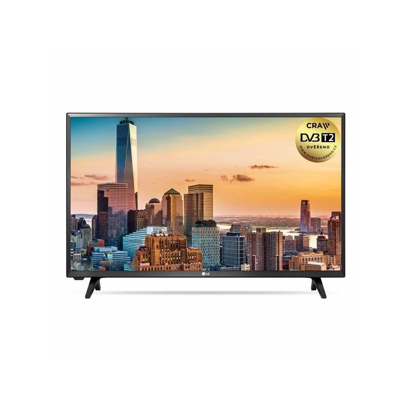 Televize LG 32LJ502U černá