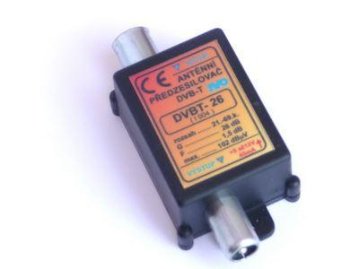 IVO zesilovač DVB-26 I004-KS