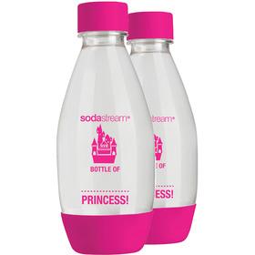 sada VO dětská lahev 2ks růžová SODA