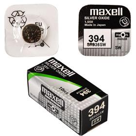394/SR936SW/V394 1BP Ag MAXELL