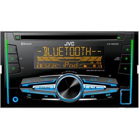 KW R920BT 2DIN AUTORÁD. S CD/MP3/BT JVC