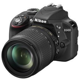 D3400 + 18-105 VR NIKON