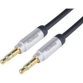 YCA 202 BSR kabel AUX M/M 2m kov. YENKEE