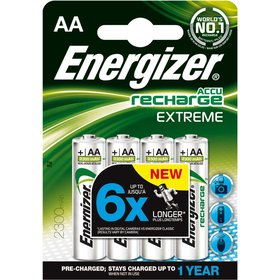 HR6 4BP AA Ext NiMH 2300mAh ENERGIZER