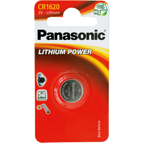 CR-1620 1BP Li PANASONIC