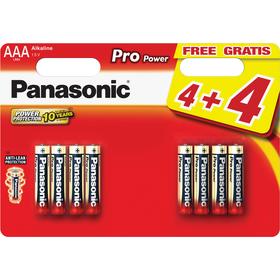 LR03 8BP AAA Pro Power alk PANASONIC