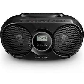 AZ318B/12 přeno. rádio s CD/MP3 PHILIPS