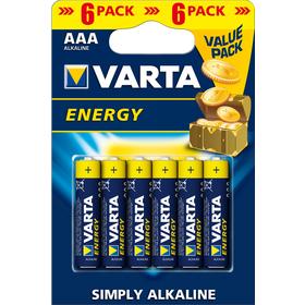 LR03 6BP AAA Energy Alk VARTA