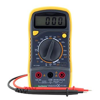 Digitální multimetr FK9450