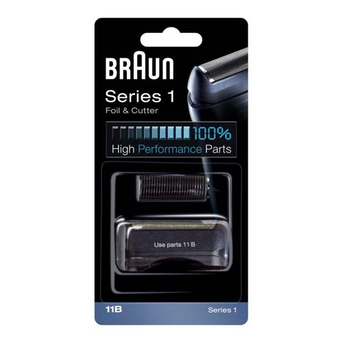 BRAUN Combi-pack Series-1/11B