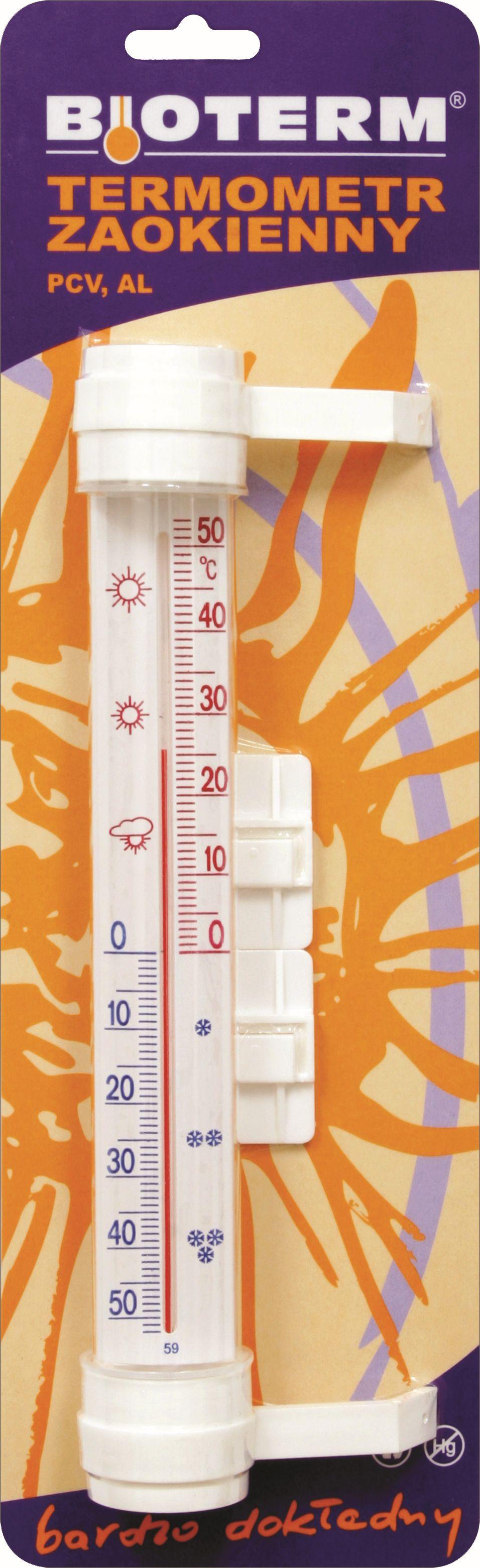Teploměr venkovní 29 cm -50°C až 50°C