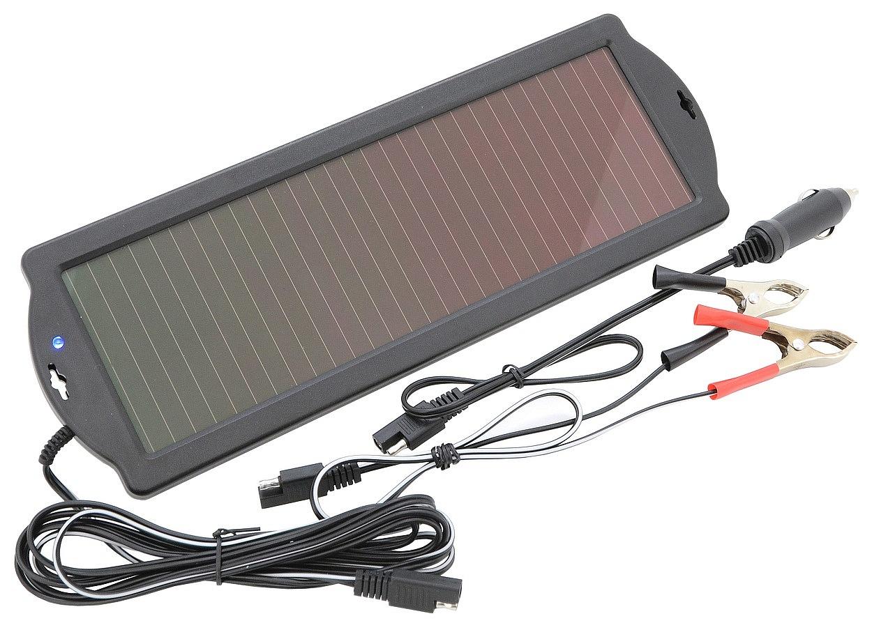 Nabíječka solární 1,8W udržovací 07168