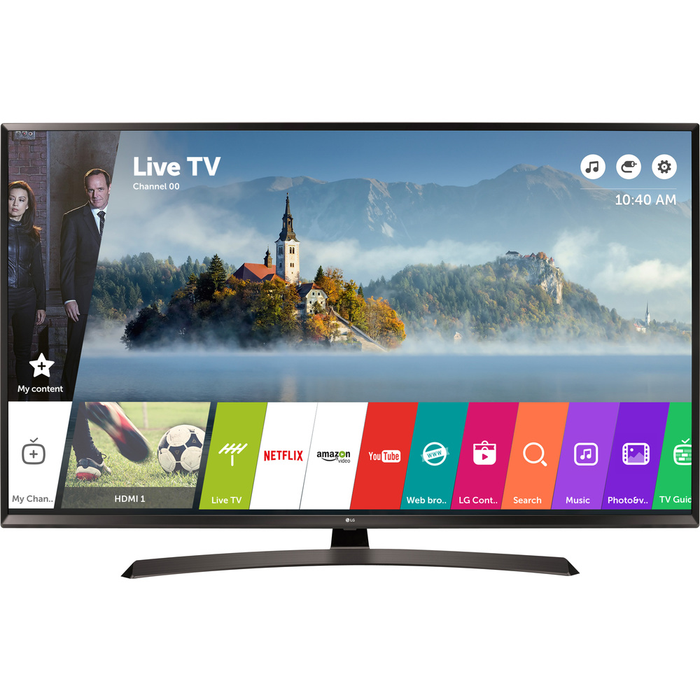 LG 55UJ634V LED ULTRA HD LCD TV