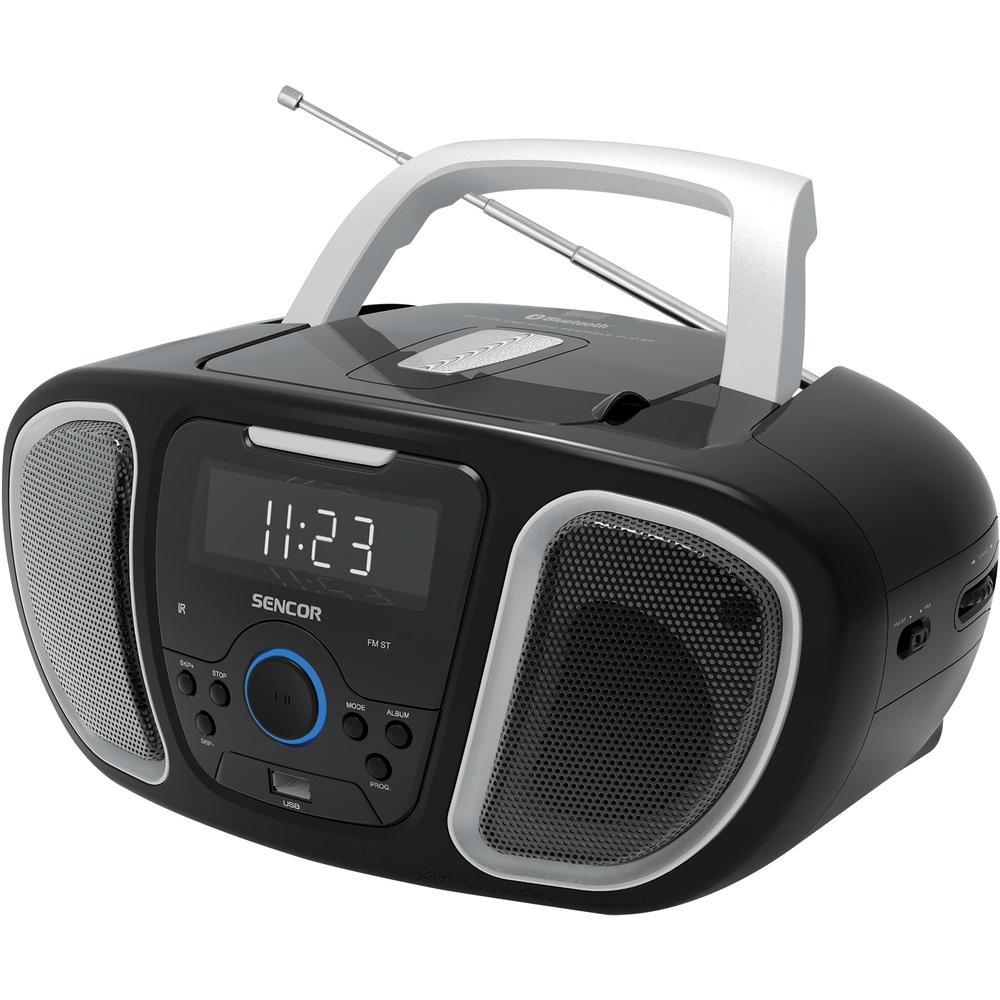 SPT 3800 RADIO S CD/MP3/USB/BT SENCOR