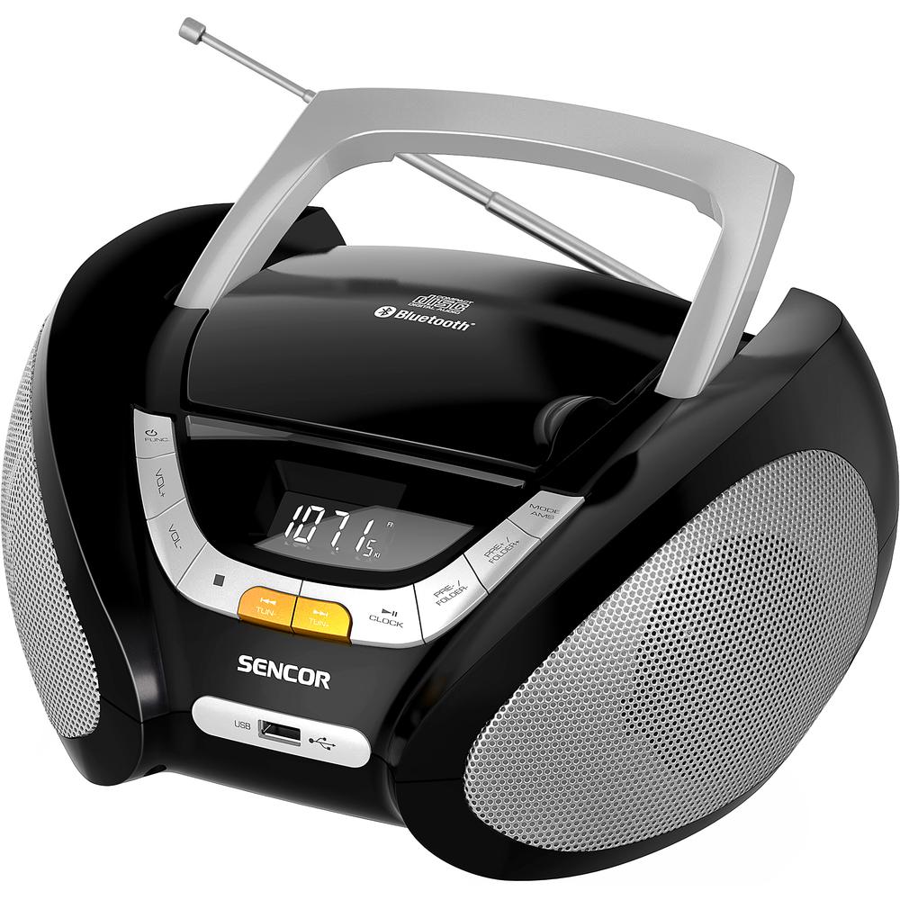 SENCOR SPT 2320 rádio s CD/MP3/USB/BT