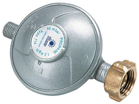 "Regulátor tlaku 50 mbar-závit G1/4""L"