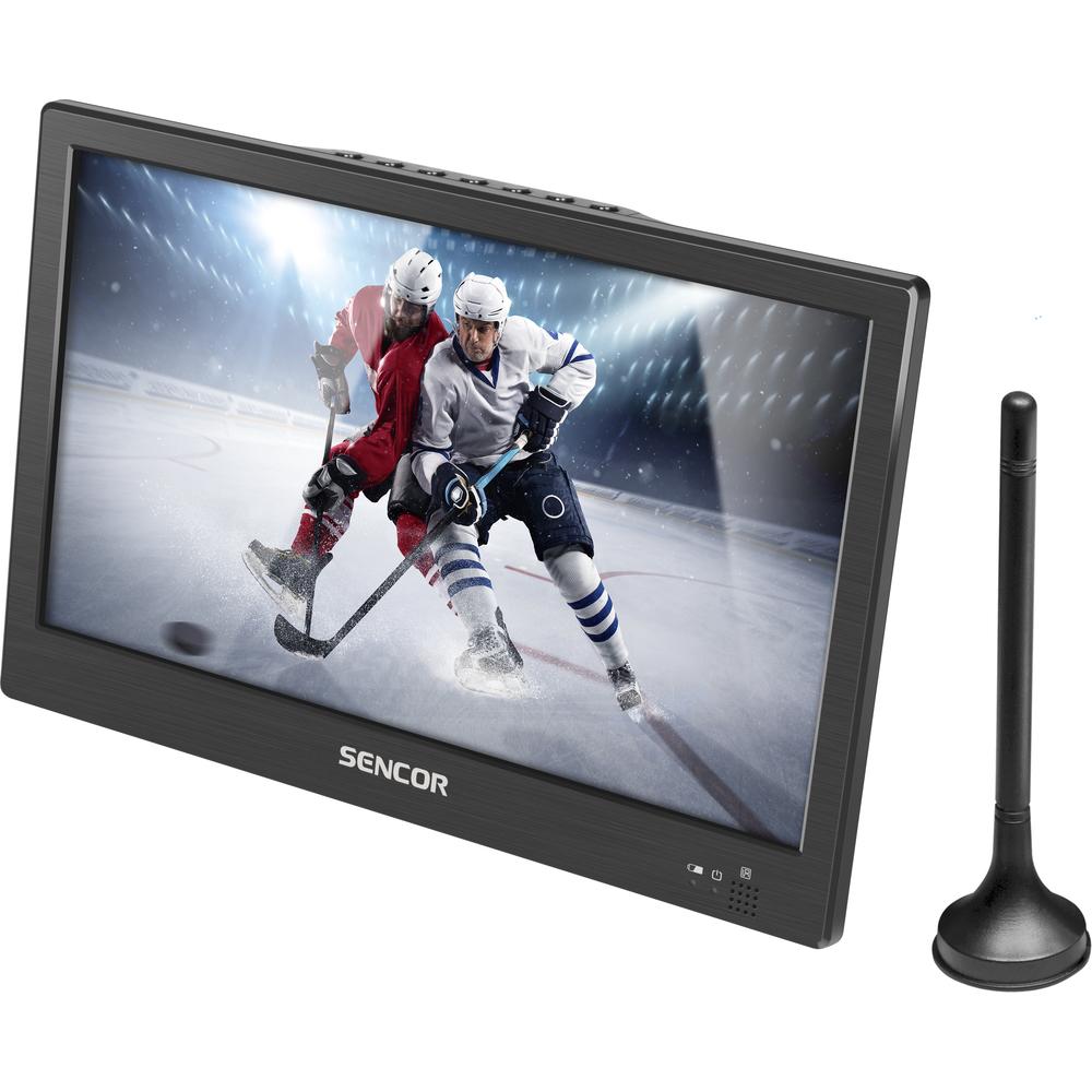 SPV 7012T DVB-T2 10'' LCD TV SENCOR