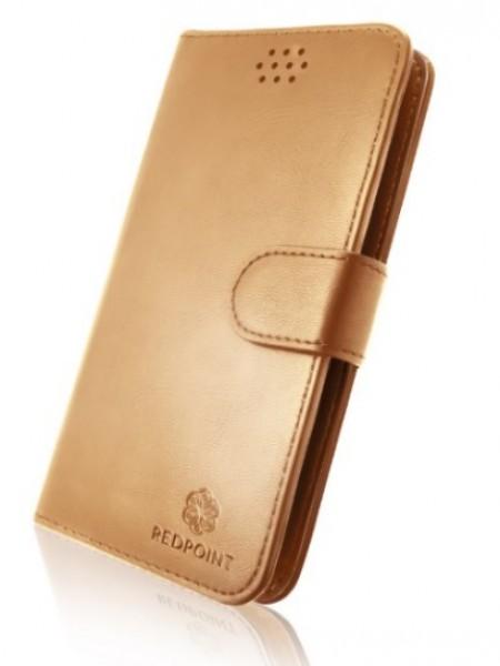 Pouzdro RedPoint Book Universal Gold velikost 4XL