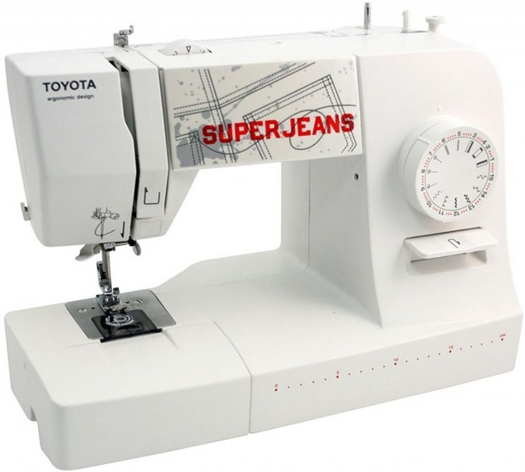 Toyota Super Jeans J15