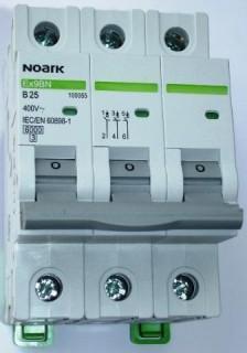 Jistič Noark Ex9BN3P B16