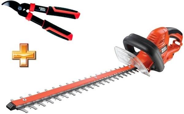 Black & Decker GT5055 elektrické nůžky na větve