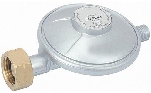 """Regulátor tlaku 50 mbar-závit G1/4""""L, EN12864"""