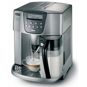 Espresso DeLonghi ESAM 4500 stříbrné +Dárek ESPRESSO CLASSIC ZRNK. KÁVA250G DELONGHI