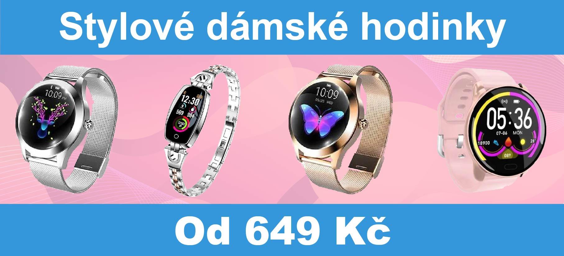 Dámske smartwatch