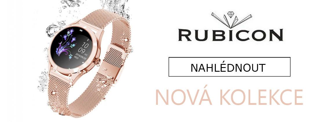 Chytré hodinky Rubicon