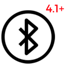 mám mobilní telefon s verzí Bluetooth 4.1 a vyšší