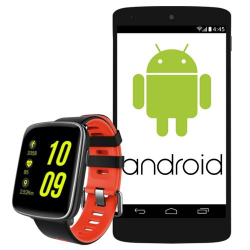 Hodinky chci spárovat s telefonem s OS Android